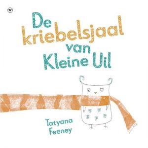 prentenboek kriebelsjaal van kleine uil Feeney