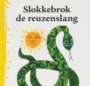 prentenboek slokkebrok de reuzenslang carle