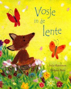 vosje in de lente beeke rawlinson prentenboek