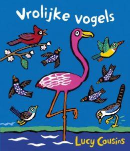 prentenboek vrolijke vogels cousins