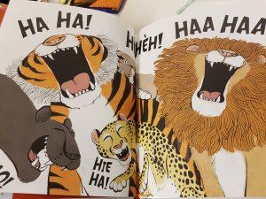 prentenboek ik ben een kat bernstein