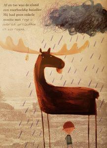 prentenboek die eland is van mij jeffers