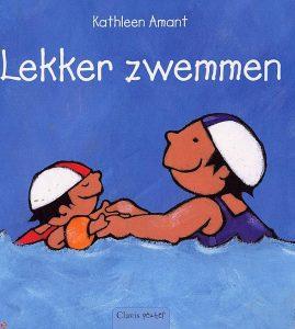 prentenboek lekker zwemmen amant
