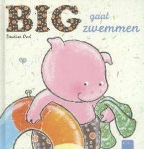 prentenboek big gaat zwemmen oud