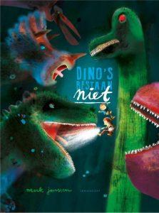 prentenboek dinos bestaan niet janssen