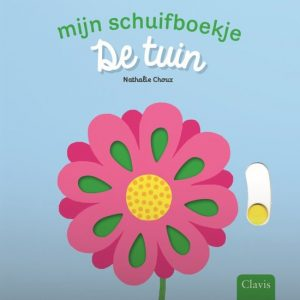 babyboekje mijn schuifboekje tuin choux