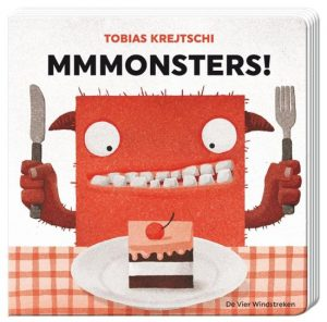 prentenboek mmmonsters krejtschi