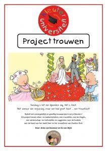 prentenboek saar en het trouwfeest oud