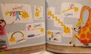 prentenboek hoe verstop je een giraf? Robinson Powell