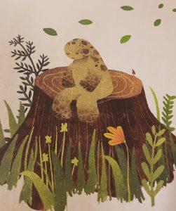 schildpad was zijn schildje kwijt huiberts saldana
