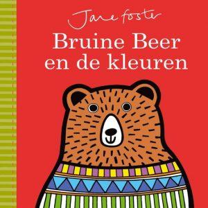 prentenboek bruine beer en de kleuren foster