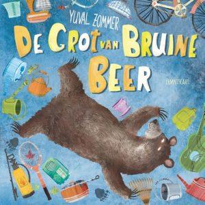prentenboek grot van bruinebeer zommer