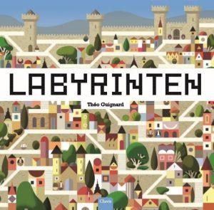 prentenboek labyrinten guignard