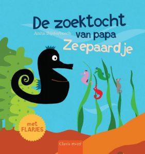 prentenboek zoektocht papa zeepaardje bijsterbosch