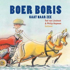 prentenboek boer boris gaat naar zee hopman lieshout