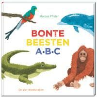 prentenboek pfister bonte beesten abc
