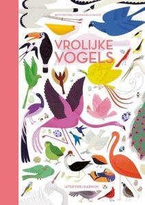 prentenboek vrolijke vogels westera walkers