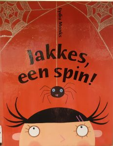 prentenboek jakkes een spin monks