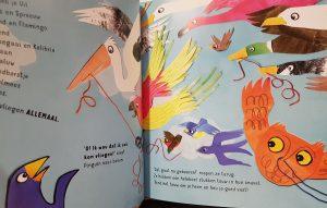prentenboek vleugels porter stewart