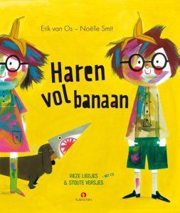 prentenboek leespluim haren vol bananaan os smit