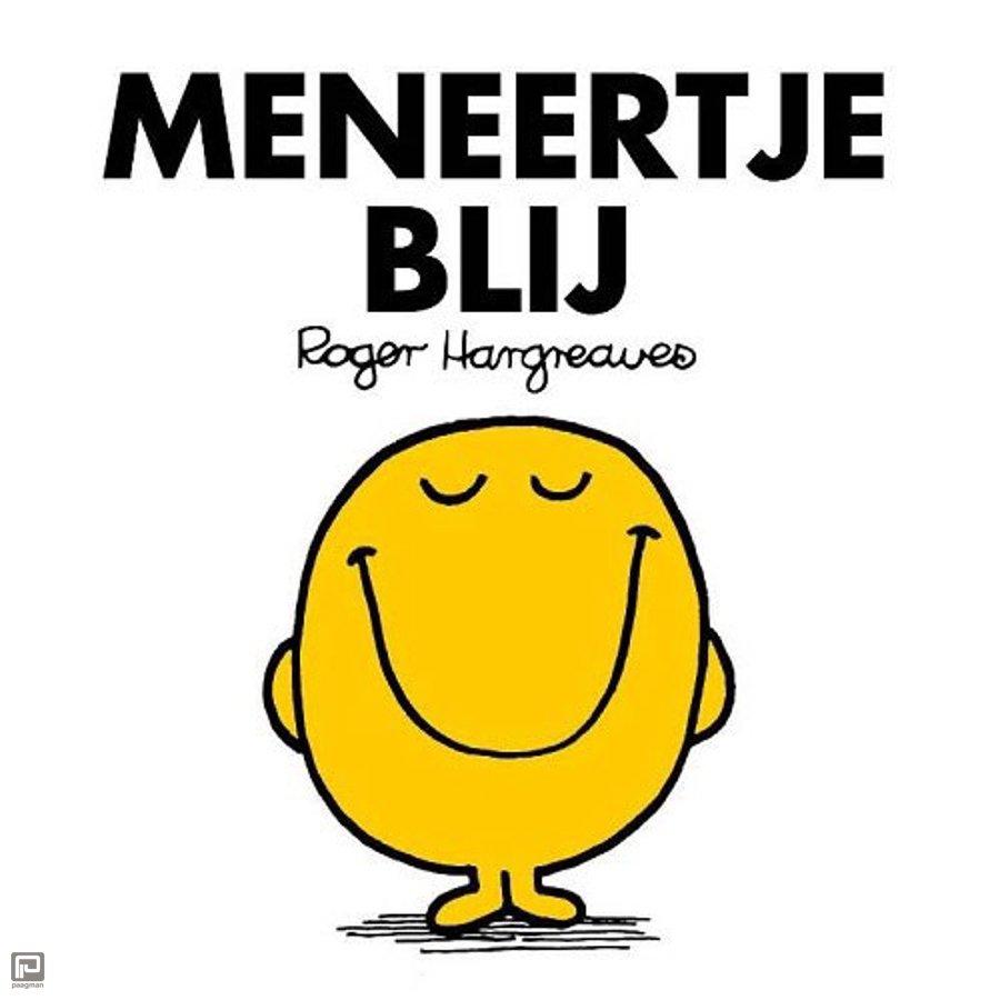 Verwonderlijk Meneertje Blij - Elke dag een prentenboek VA-37