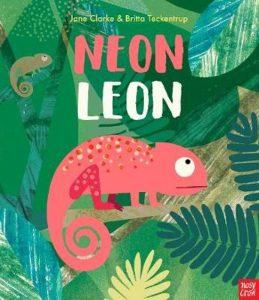 prentenboek neon leon clarke teckentrup