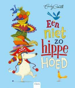 prentenboek niet zo hippe hoed gravett