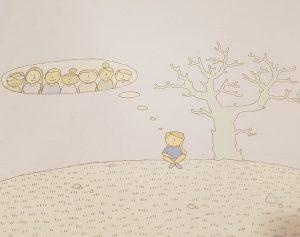 prentenboek daan zoekt zijn vrienden artymowska