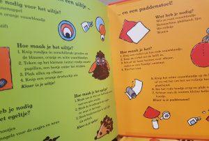 prentenboek saar in de herfst oud
