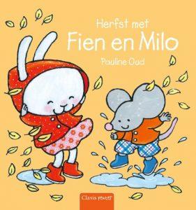 prentenboek herfst met fien en milo oud