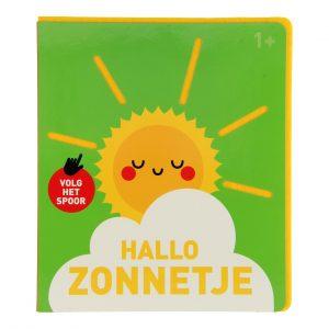 prentenboek hallo zonnetje