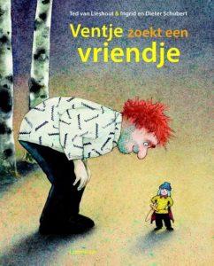 prentenboek kerntitel ventje zoekt een vriendje Schubert lieshout