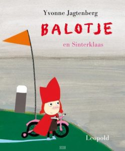 prentenboek balotje en sinterklaas jagtenberg