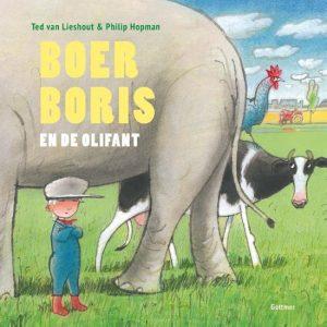 prentenboek boer boris en de olifant lieshout hopman