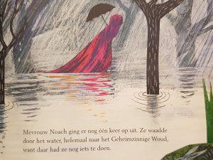 prentenboek mevrouw noach morris mayhew
