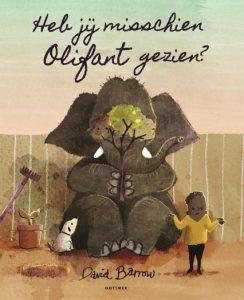 prentenboek heb jij misschien olifant gezien barrow