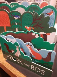 prentenboek op zoek in het bos taylor baker