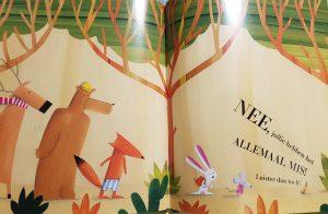 prentenboek hoeveel bomen barroux