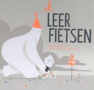 prentenboek ik leer fietsen pelon janssen