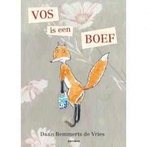 prentenboek vos is een boef remmerts de vries