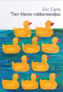 prentenboek tien kleine eendjes carle