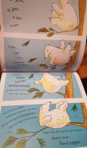 prentenboek griezelbeer walliams ross