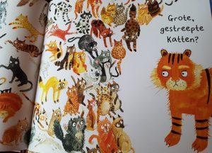 prentenboek katten sparen scobie