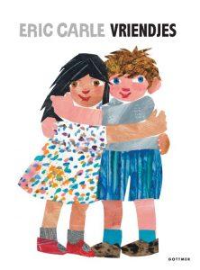 prentenboek vriendjes carle