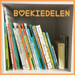 Boekiedelen prentenboeken Dikkie Dik Boeke
