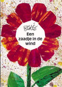 prentenboek een zaadje in de wind carle