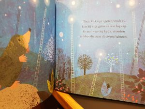 prentenboek mols speciale ster teckentrup