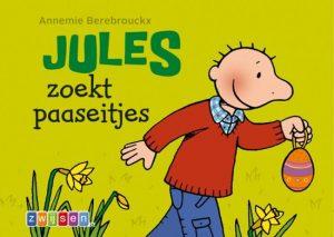 prentenboek jules zoekt paaseitjes berebrouckx