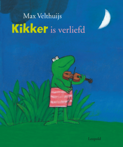 prentenboek kikker is verliefd velthuijs