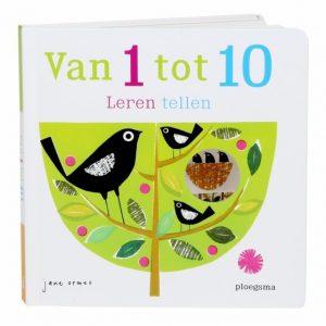 prentenboek leren tellen van 1 tot 10 ormes